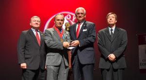 Voloshin receives Troy University's Malone Award