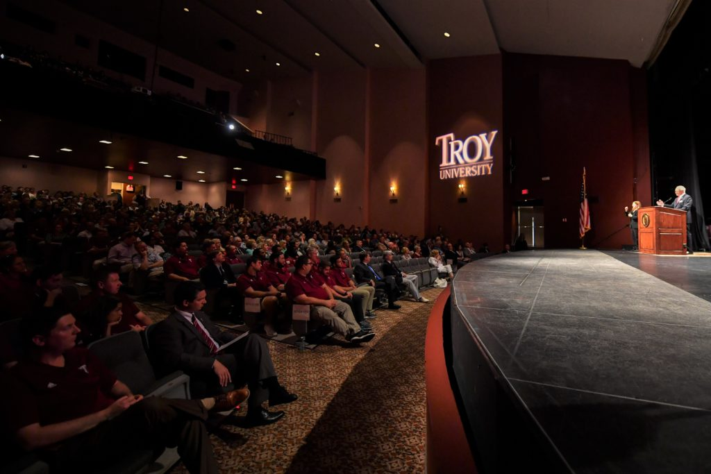 troy conference