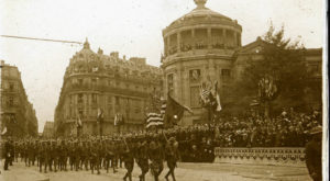 Dr. Marty Olliff continues his series by spotlighting an American Independence Day celebration by troops in World War I-era France.