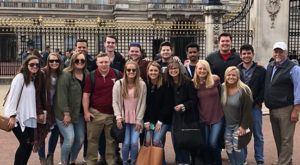 London trip combines 'passion' and learning