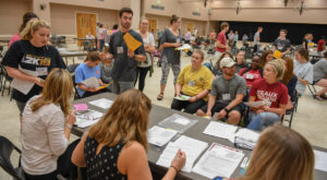 Students gain empathy through poverty simulation