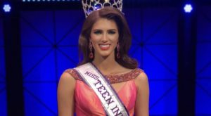 Georgia Clark, a Rehobeth High School graduate, won the crown in July at the annual pageant in Charleston, West Virginia.
