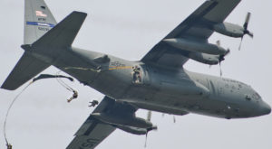 A C130 Hercules from the U.S. Air Force Reserves's 908th Airlift Wing will be named the