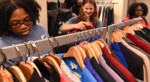 An expanded '329' Clothes Closet opens in Bibb Graves