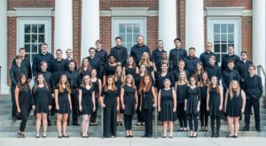 The fall performance takes place at 3 p.m. inside the sanctuary of First United Methodist Church in Troy, Alabama.
