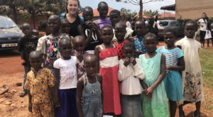 TROY grad puts skills to work during Uganda mission