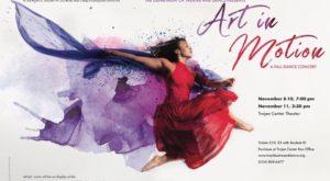 TROY dance presents 'Art in Motion' fall showcase