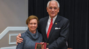 Rhonda Taylor wins Vergil Parks McKinley Award at Troy University