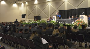 Nearly 100 graduates will take part in a joint commencement ceremony for the Phenix City Campus and the Columbus/Fort Benning location.