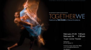 'Together We' celebrates 10 years of dance at TROY this weekend