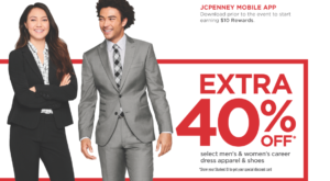 JCPenney helping TROY students with Suit-Up event
