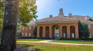 Malone Hall at the Dothan Campus will house the annual Teacher's Fair, which puts educators in touch with school systems.