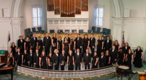 TROY's Concert Chorale presents