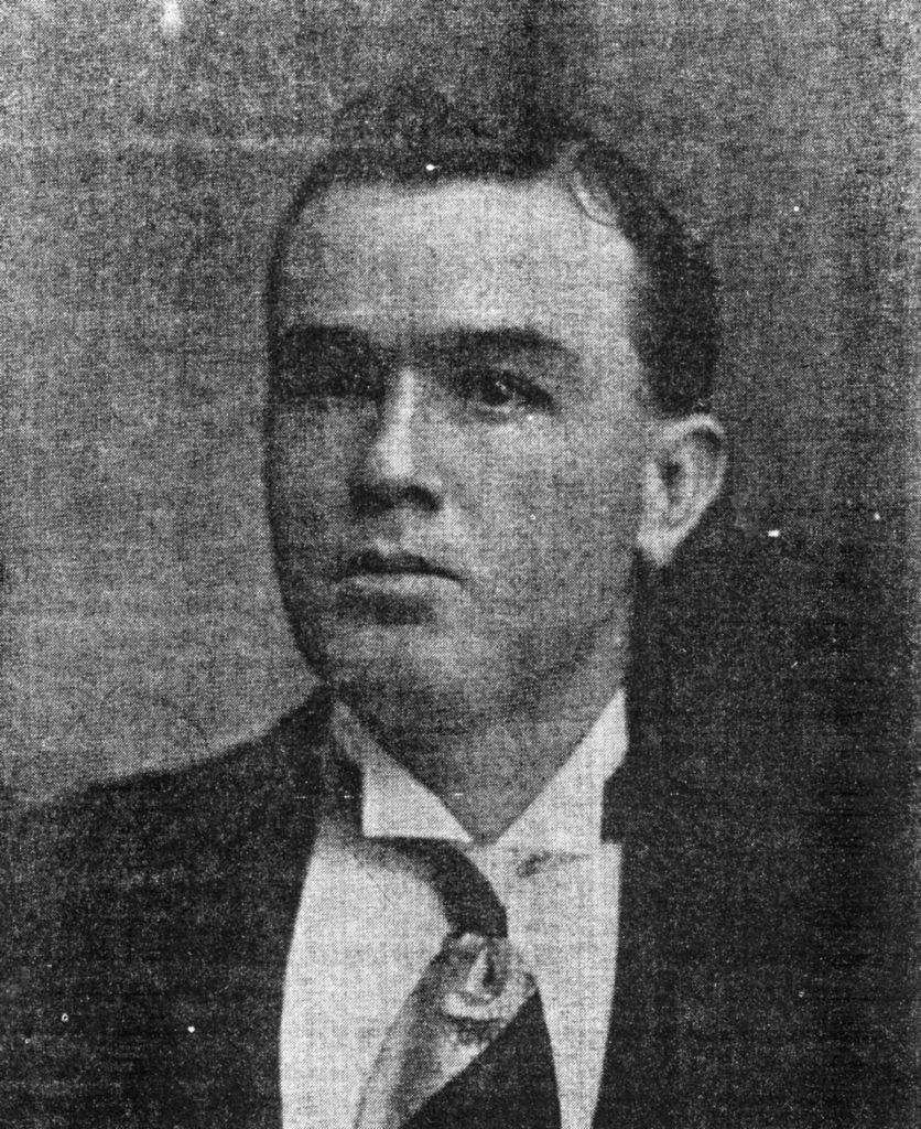 Portrait of Dr. Curtis Espy