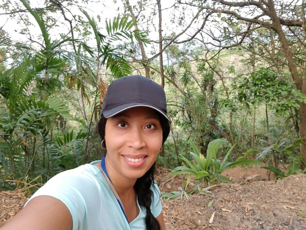 Whitney Brown, along with several other nursing students, took a Study Abroad trip to Costa Rica in 2018.
