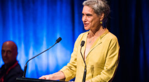 Sarah Chayes is internationally recognized for her innovative thinking on corruption and its implications.