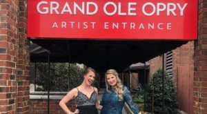 TROY alum wins Vocal Duo of the Year from Inspirational Country Music Association