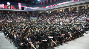 Summer commencement is slated for July 26 on the Troy Campus in Trojan Arena. (TROY photo)