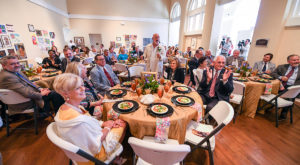 Nall Day kicks off with a luncheon in the artist's honor