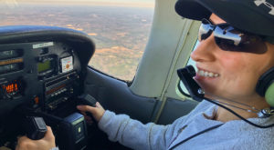 Air Force cadet soaring to new heights this summer