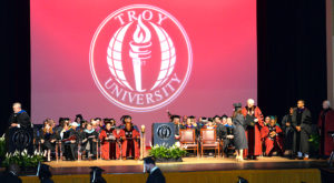Air University commander to address Troy University graduates on May 20