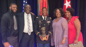 TROY alumnus Army Capt. Stephen Scott was named a General Douglas MacArthur Leadership Award recipient. (photo submitted)