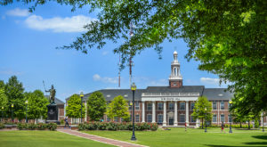 All four of TROY's Alabama campuses once again have been recognized as Tree Campus USA participants by the National Arbor Day Foundation.