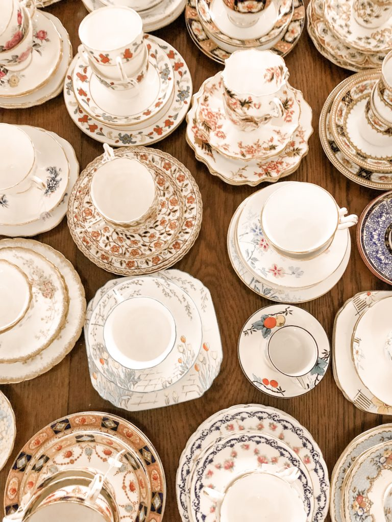 Fine china in Italy