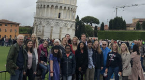 Study abroad trip targets contributions of Italian mathematicians, scientists