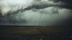 Tornadoes are among the primary weather threats in Alabama. (photo by Nikolas Noonan/Unsplash)