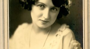 It Came from the Archives: 20th century Dothan socialite Pauline Burdeshaw