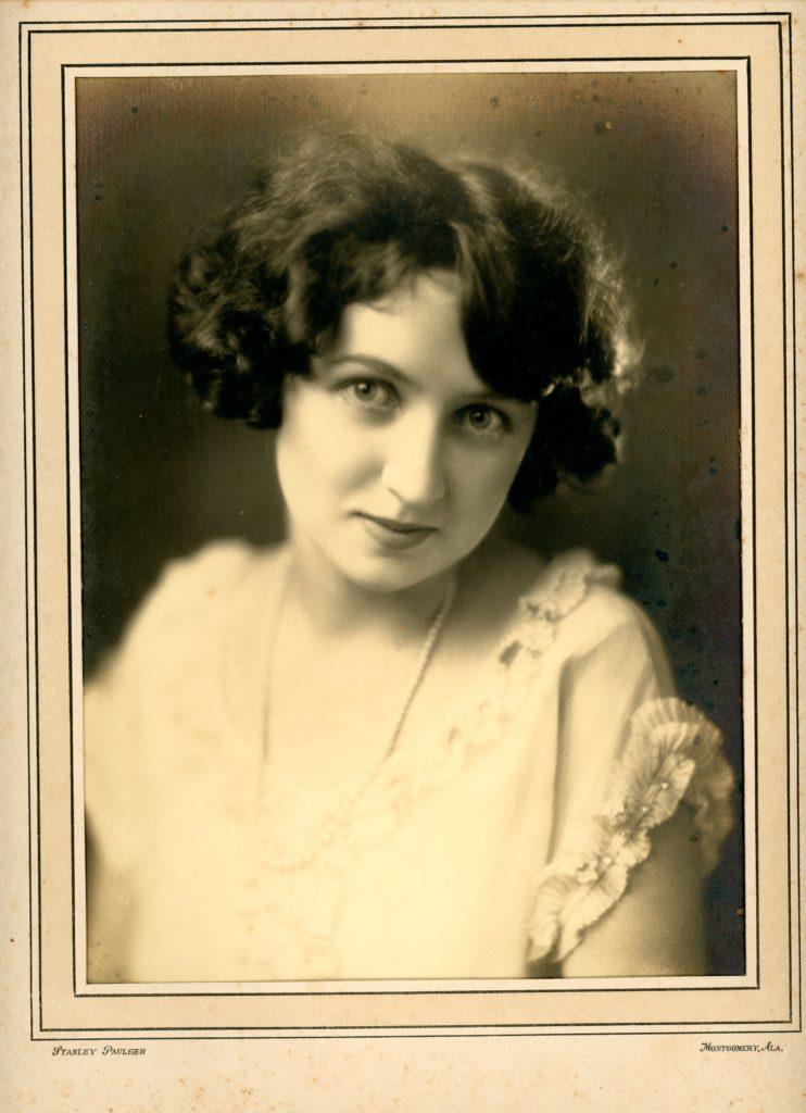 Polly Byrd, ca. 1917-1922