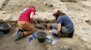 A new agreement with the University of Pisa (Italy) allows TROY archaeology students to dig through historic sites in Tuscany.