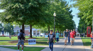 Troy University was one of 142 colleges and universities in the 12-state southeastern region to be recognized by The Princeton Review.