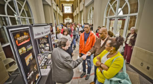 Fall Trojan Day gives high school seniors a chance to learn more about the opportunities at TROY.