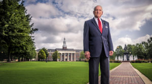 TROY celebrates 30 years of Dr. Hawkins as Chancellor