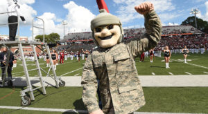 TROY's Military Appreciation Game has been an annual tradition since 2000. This year's game is set for Saturday as the Trojans take on Arkansas State.
