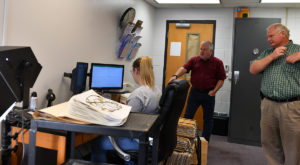 A grant from the National Science Foundation will enable the Troy University Herbarium to double its current capacity of its plant collection.