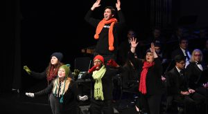TROY presents Sounds of the Season performance 'Christmas Traditions'