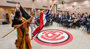 Students from TROY's International Student Culture Organization celebrated food and culture with the ISCO Festival last Thursday.