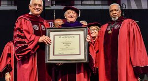 Troy University pays tribute to long-serving Trustee Gerald O. Dial