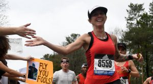 TROY alumna preparing for World Marathon Challenge