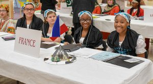 Middle school students to gain global awareness during Model U.N. at TROY