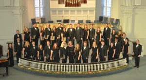 The performance takes place at 3 p.m. at First United Methodist Church in Troy.