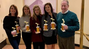 Hall School of Journalism collects numerous awards