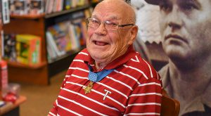 Troy University alumnus, Medal of Honor recipient Bennie Adkins passes away