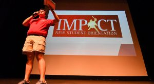 IMPACT orientation scheduled for this summer with new look