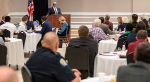 Unity Prayer Breakfast brings community leaders together for time of reflection, conversation