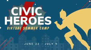 TROY offering Civic Heroes free virtual summer camp for kids