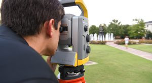 TROY receives surveying technology gift from NEI